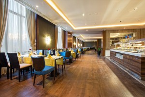 Лучшие рестораны Сочи. Ресторан отеля «Rixos Krasnaya Polyana Sochi».
