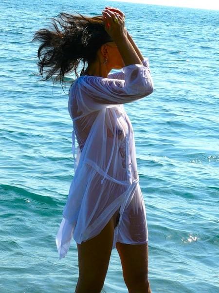 Пляж Девушки Сочи