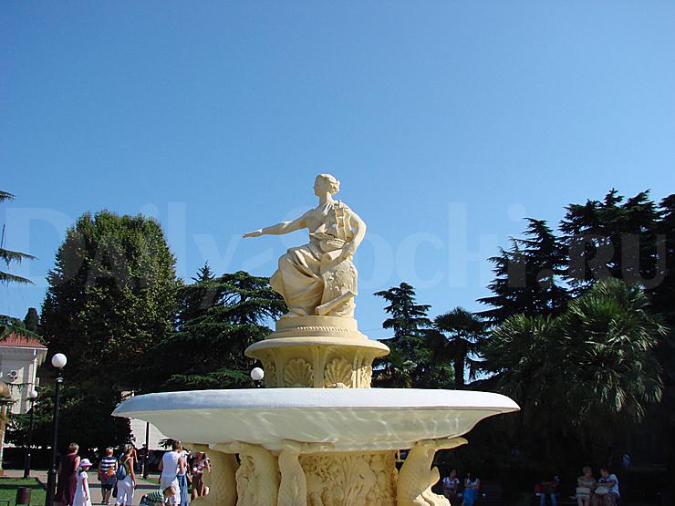Богиня мореплавания