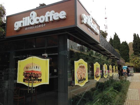Кафе «Burgershop Grill & Coffee»