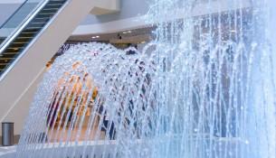 Новый фонтан в Сочи