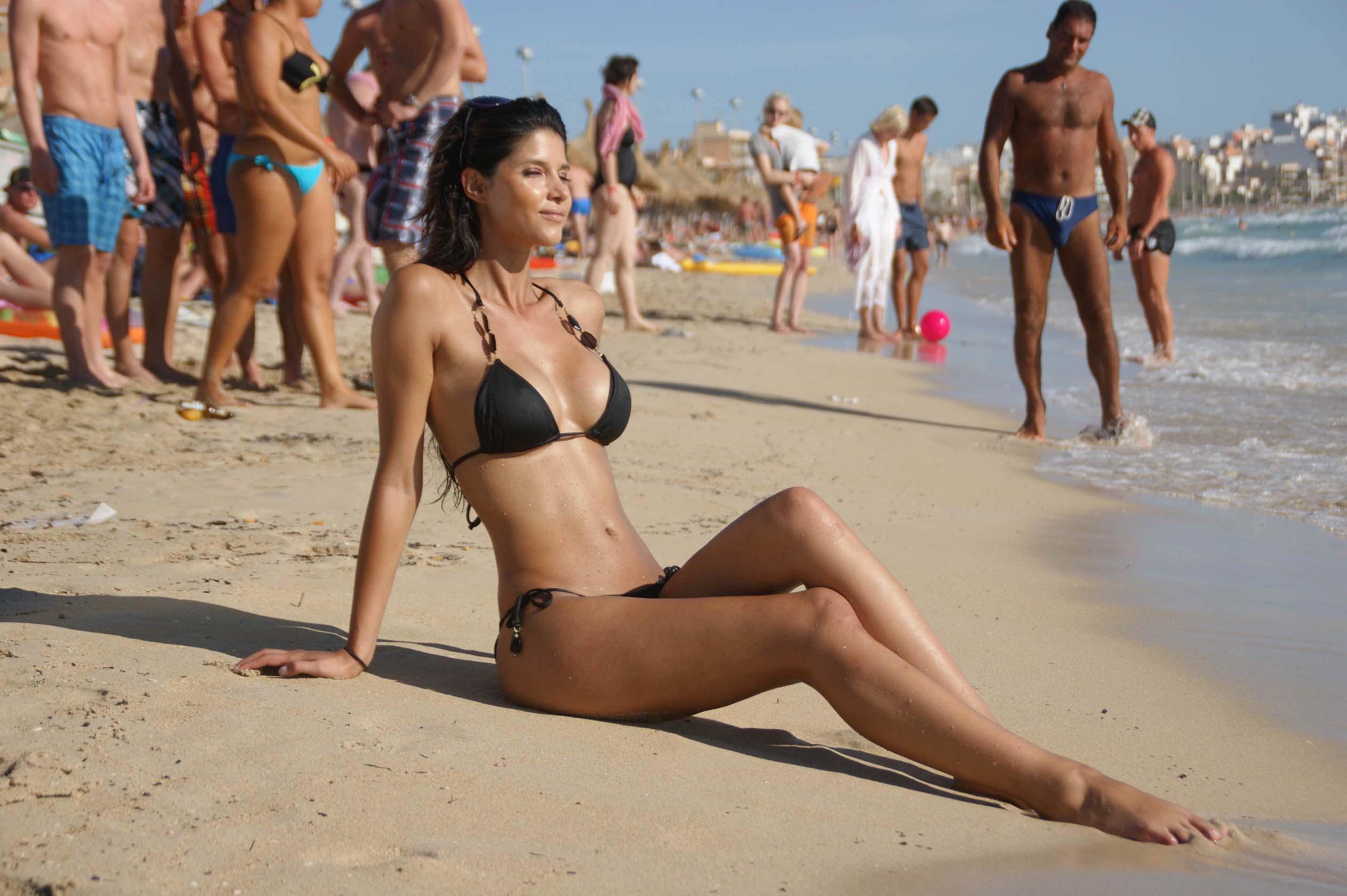 Фото людей на нудистских пляжах 4 фотография