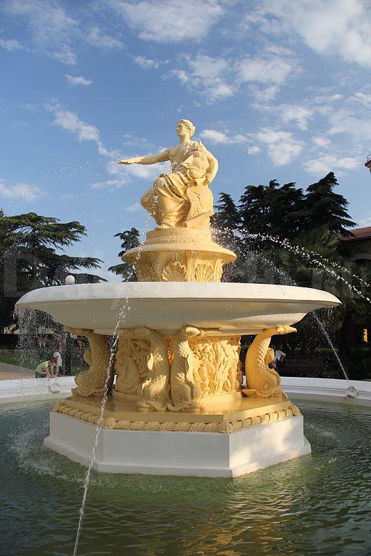 Скульптуры Сочи