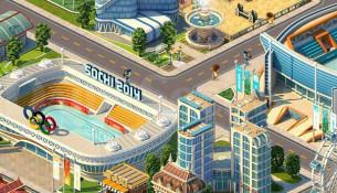 Более 400 квестов 5 уровней соревнований по всем видам спорта, включенным в программу Зимних Олимпийских игр 2014