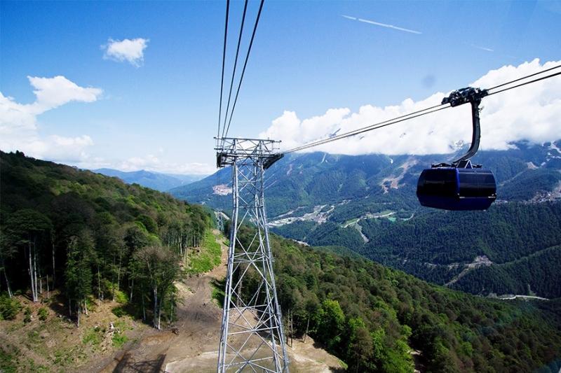 Подъёмник Альпика-Сервис