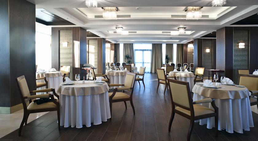 Ресторан в оздоровительном комплексе «Дагомыс»
