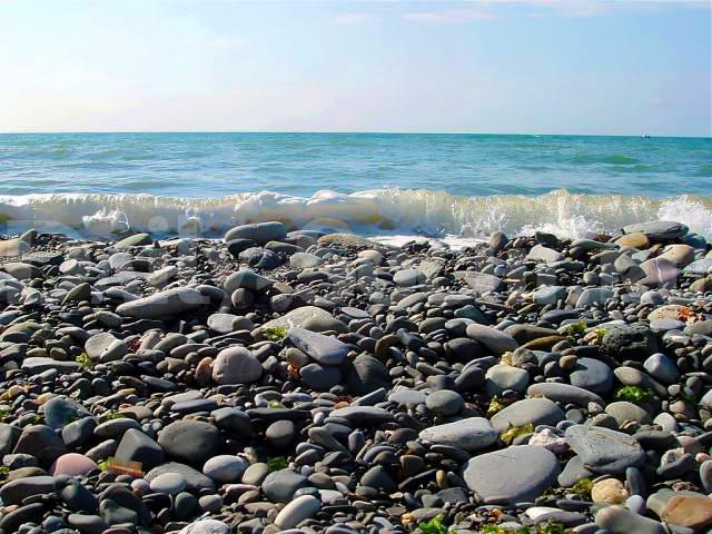 Сочи Море Пляж