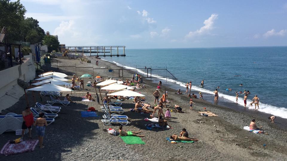 Пляж «Светлячок»