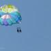 Полёт над морем на парашюте в Вардане, город Сочи
