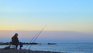 Рыбалка в Вардане