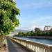 Река Сочи в центре города