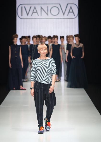 Юлия Иванова, дизайнер бренда «IVANOVA»