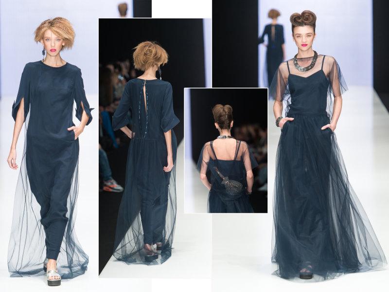 Коллекция одежды от Юлии Ивановой