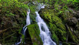 Дзыхринское ущелье| Водопад