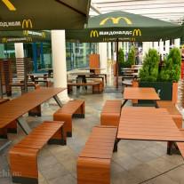 Макдональдс в Сочи возле железнодорожного вокзала