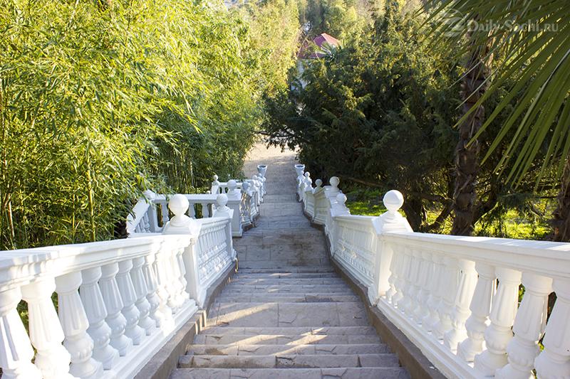 Отреставрированная лестница