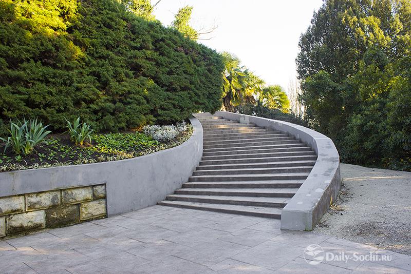 Кипарисовая лестница