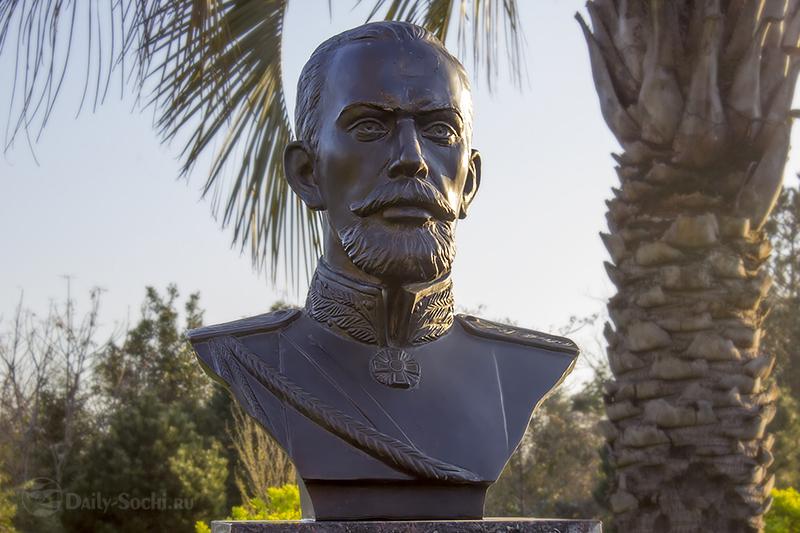 Даниил Васильевич Драчевский (1858-1918) основатель парка