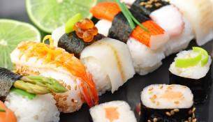 Где поесть суши в Сочи