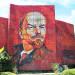 Все памятники Сочи. Фото мозаичной стеллы, посвящённой Ленину