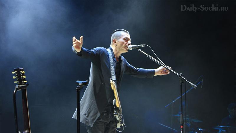 """Группа """"Агата Кристи"""". Концерт в Сочи состоится 22 июля."""