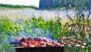 Где пожарить шашлык в Сочи