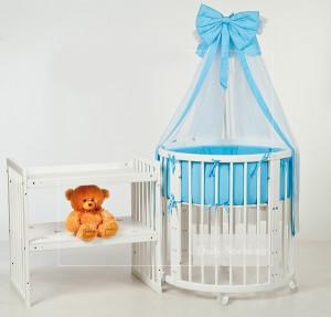Детские кроватки в Сочи