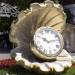Главный вход в парк «Ривьера» украшен жемчужиной с часами